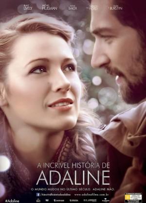 Poster A incrível história de Adaline
